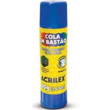 cola bastao acrilex 40 grs c/5