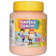 tempera acrilex 250ml am pele